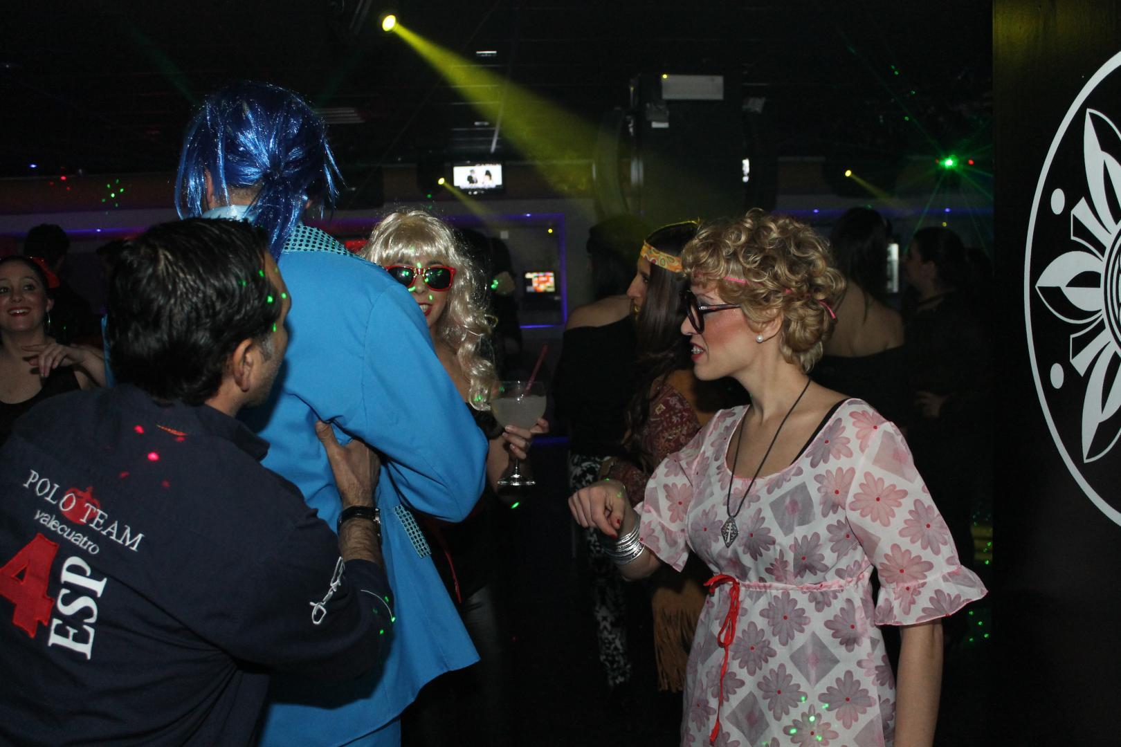 Carnaval en Candela y Discoteque En Archena