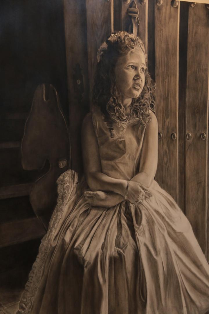 Exposición Retratos de Cine. Jesús Lorente