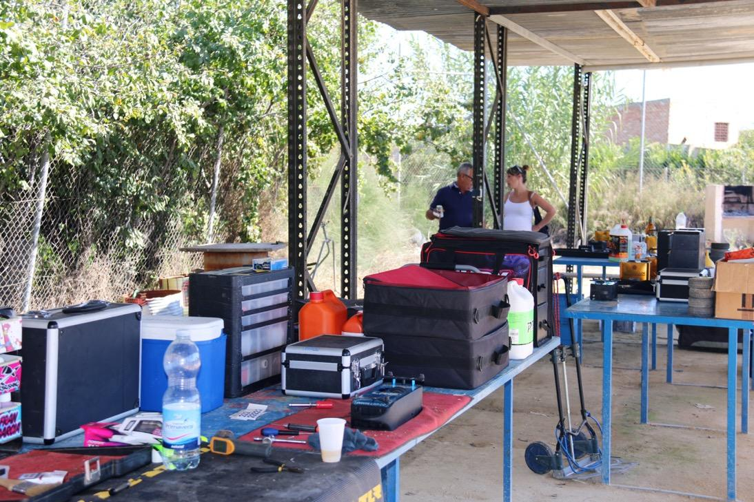 Automovilismo, Radio Control. Fiestas 2015