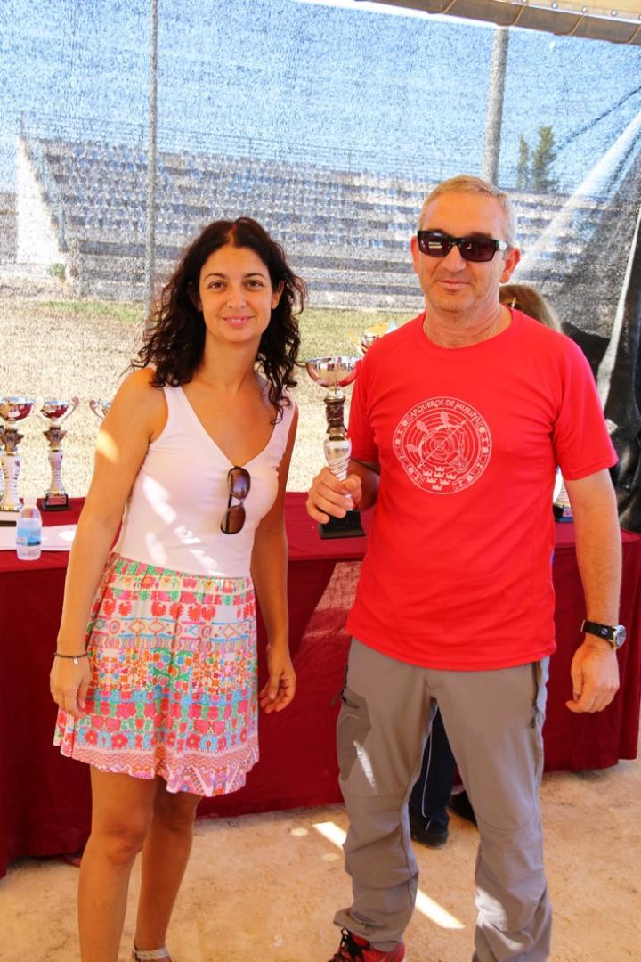 Tiro con Arco. Fiestas de Molina de Segura 2015