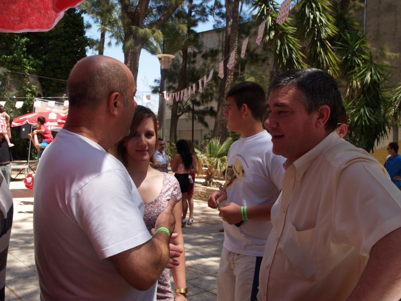 IV Feria de Día Candela 2012