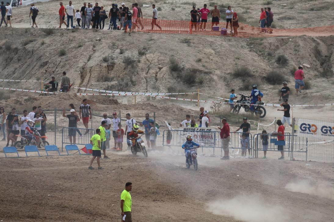 Campeonato Motocross Fiestas Molina 2015