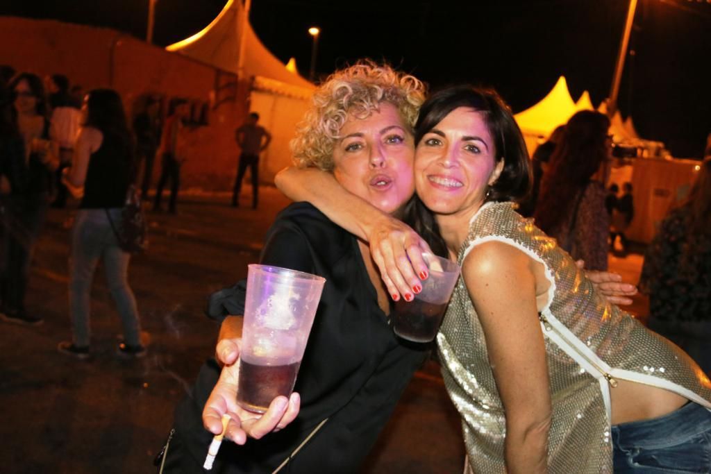 Fiestas de Santomera. Karpas con Dj Celes