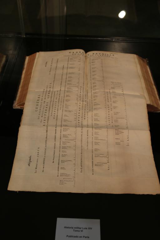 """Exposición """"III Centenario del fin de la Guerra de Sucesión a la Corona de España (1702-1715). """"La primera Guerra Mundial"""""""