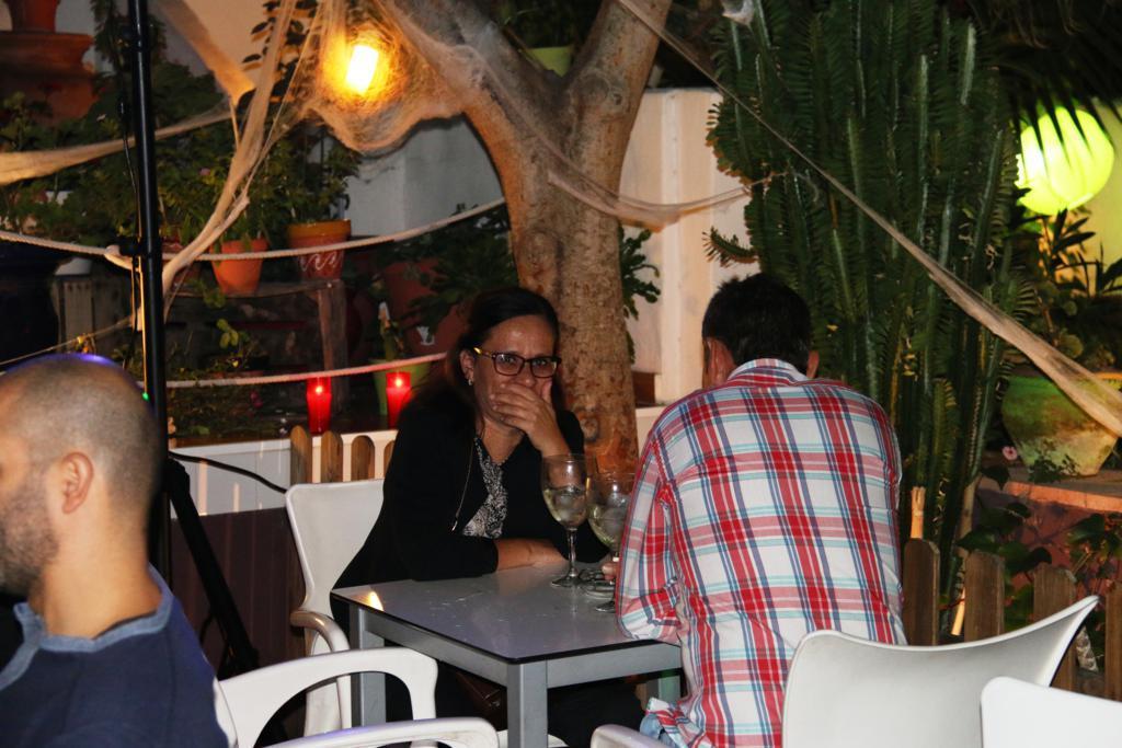 Javi Lorenzo DJ en La Casa Pintada. Halloween 2015