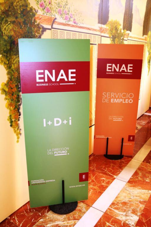 Congreso ENAE en Balneario de Archecha