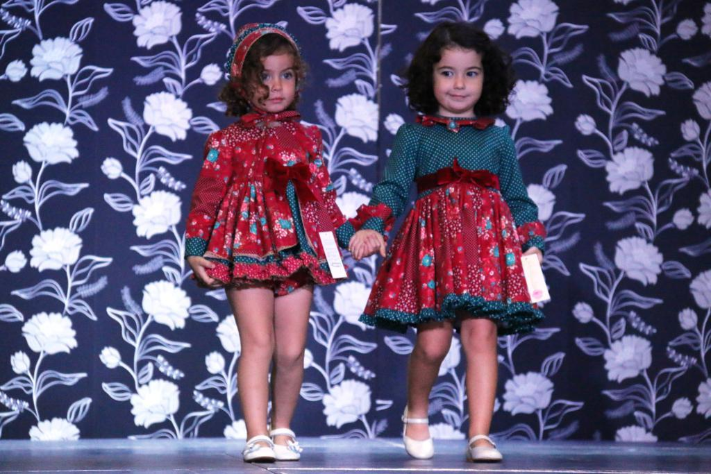 Desfile Moda Infantil por TONI MODAS en Ifepa