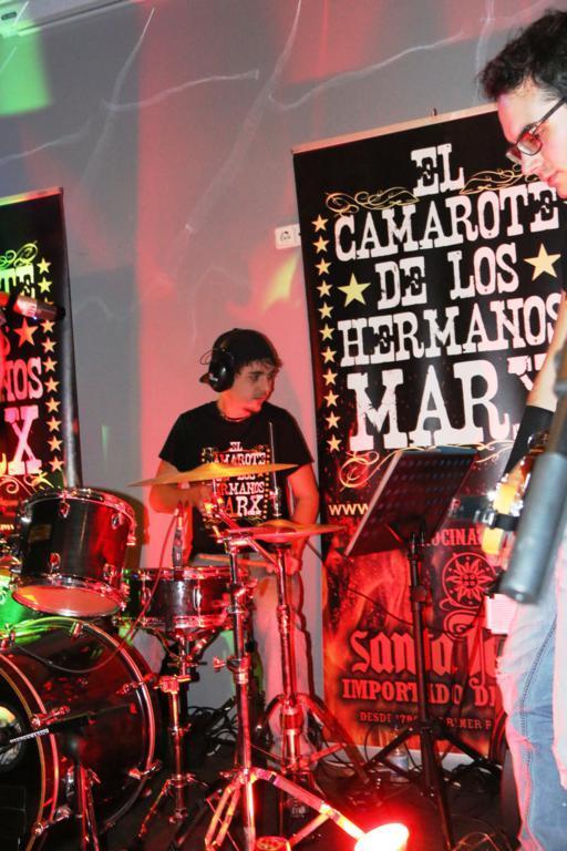 Camarote de los Hermanos Marx, Concierto Noviembre 2015 en Panoramic