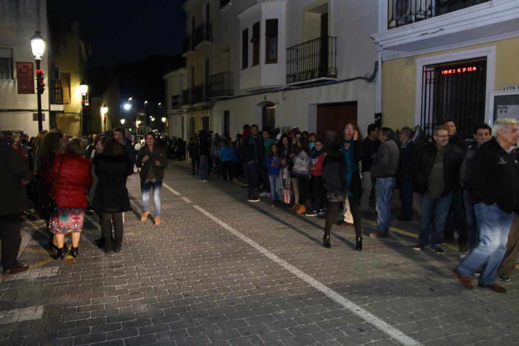 """Inauguración de la Exposición """"La Navidad con Rocío Jurado"""""""