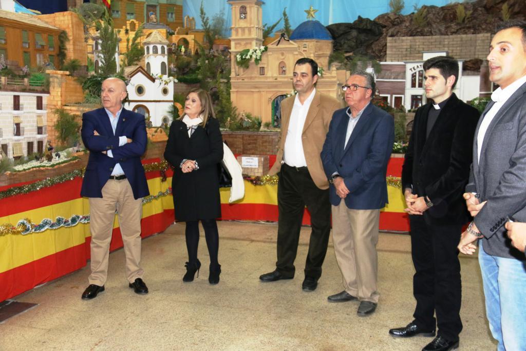 Belén de Chicanete, Navidad 2015/16 Molina de Segura