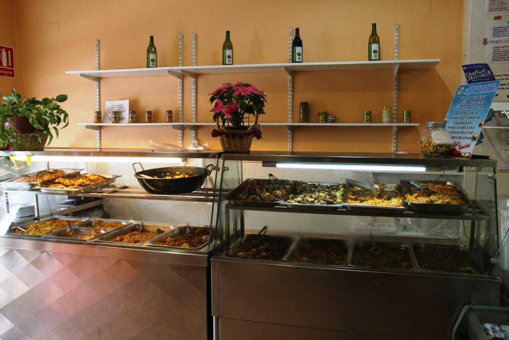 Nuestros Platos, Pollería y Comidas Caseras San Bartotomé