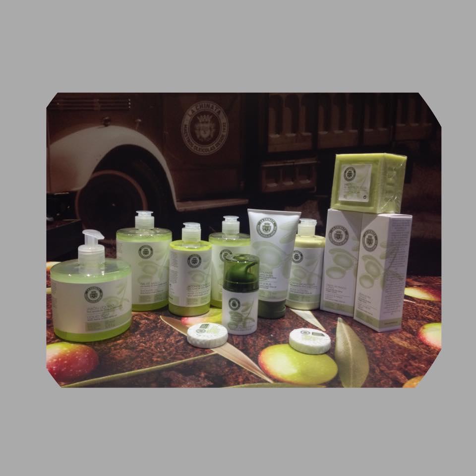 Nosotros y Nuestros Productos, Oleoteca  La Chinata