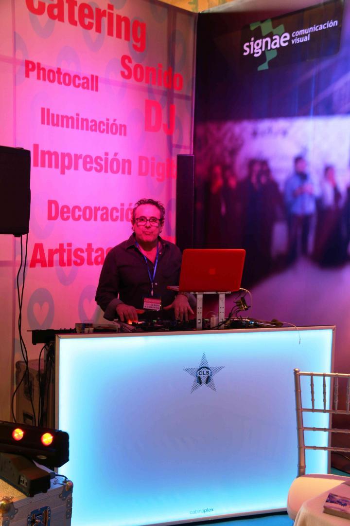 FERIA DE BODAS en Casón de la Vega, DJ's CELES,JAVI LORENZO Y JOSE ARENAS