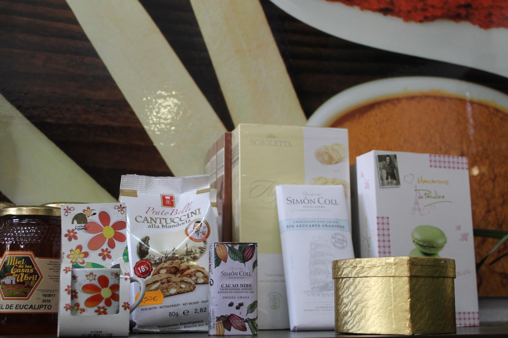 Aromas y Sabores del Mundo