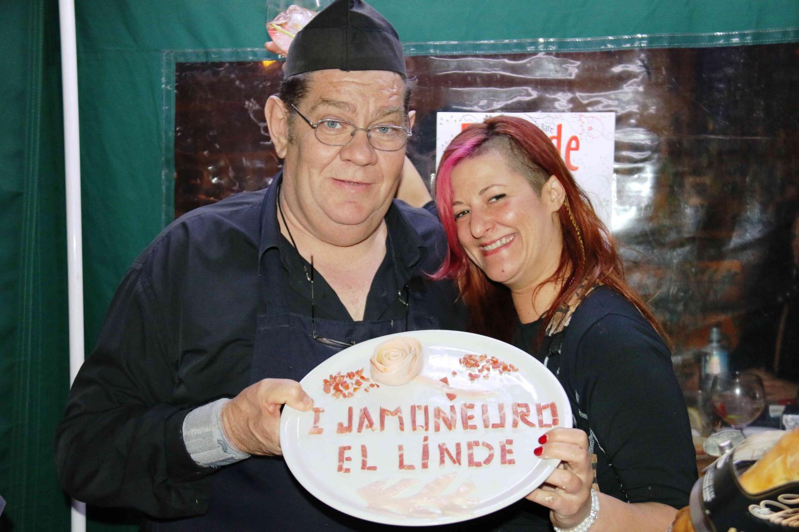 I Jamoneuro El Linde