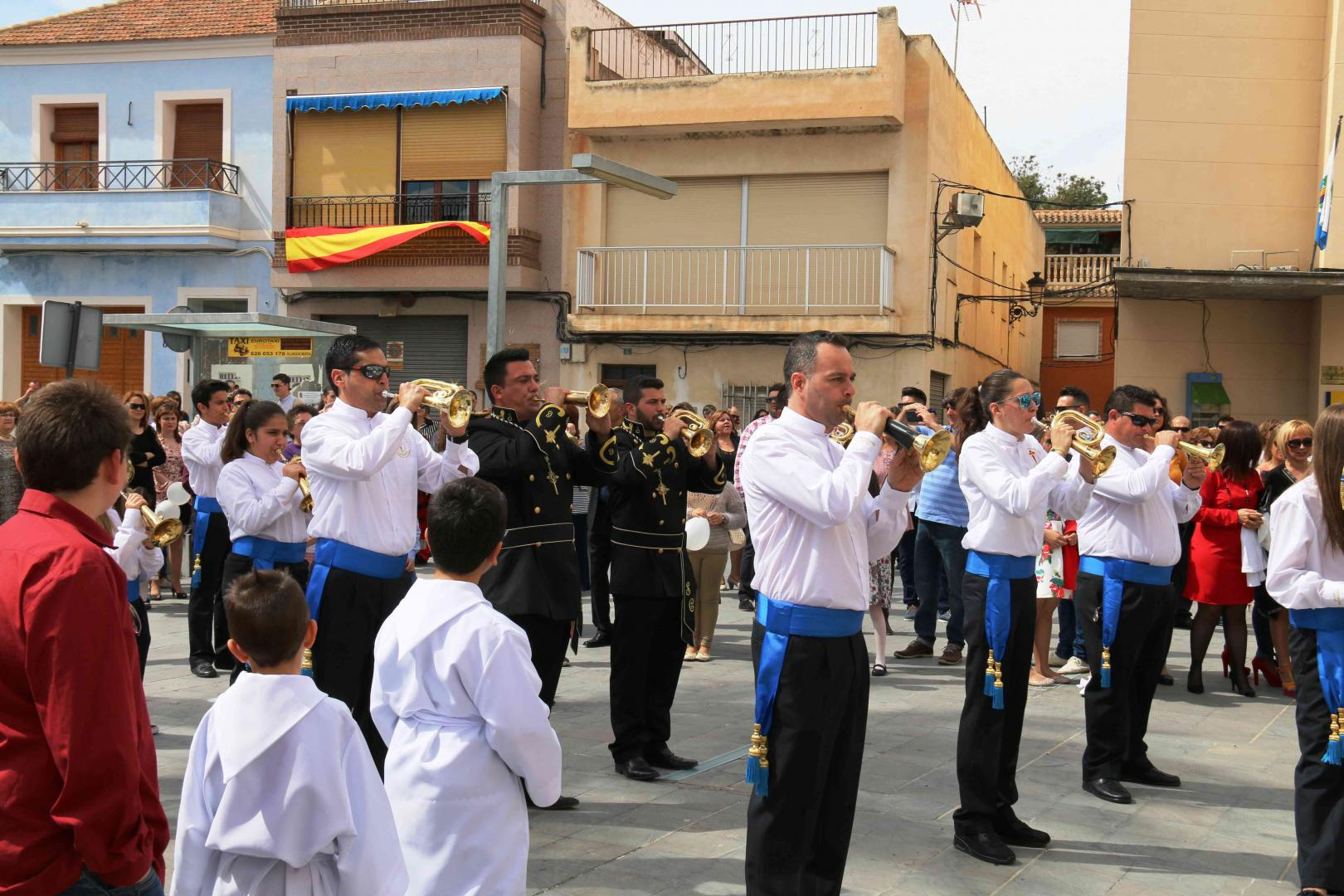 Encuentro del Niño 2016. Villanueva del Río Segura