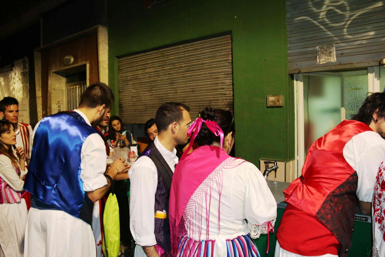 Bando de la Huerta 2016. Callejeando