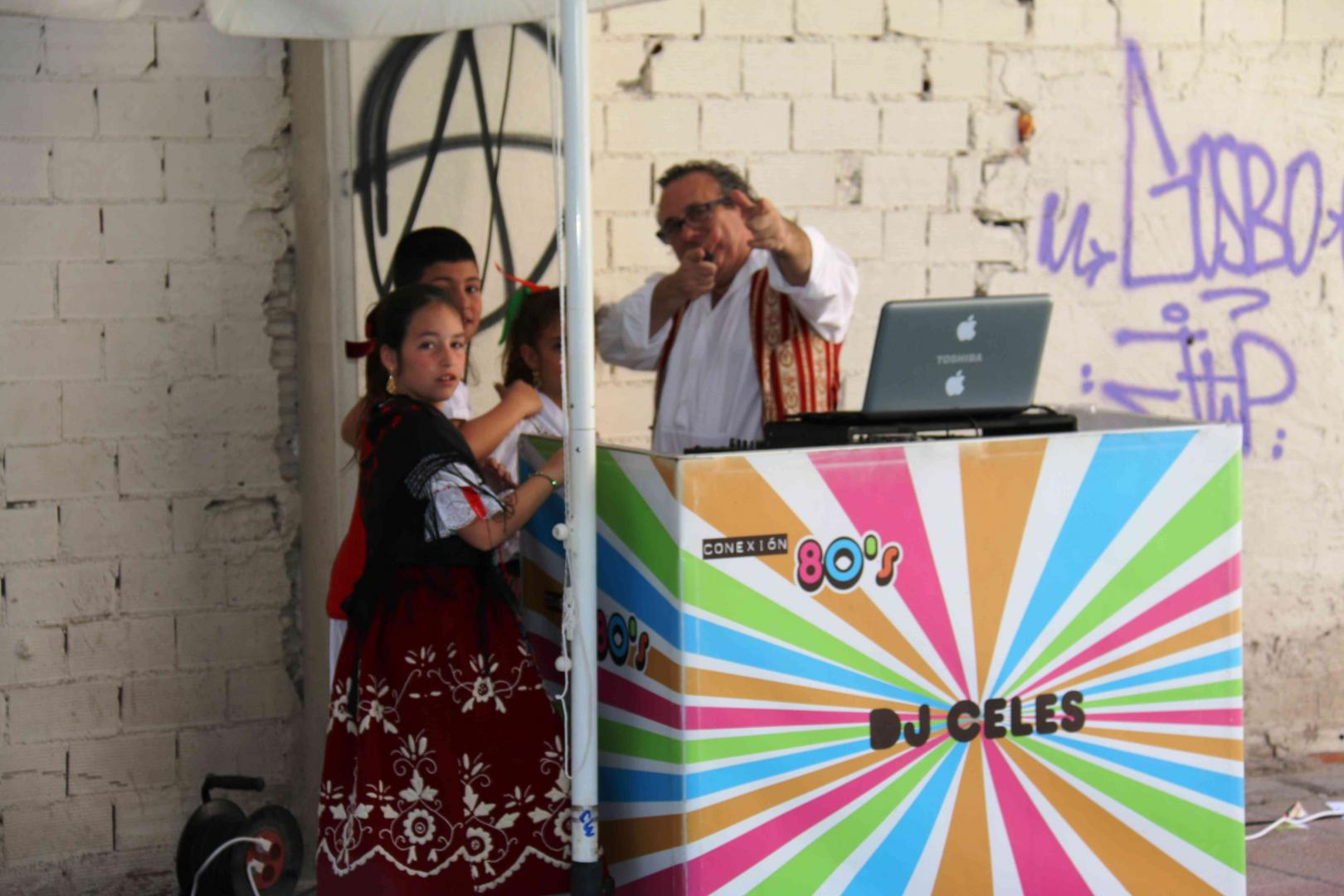 Bando de la Huerta 2016 en Por Herencia con Celes DJ