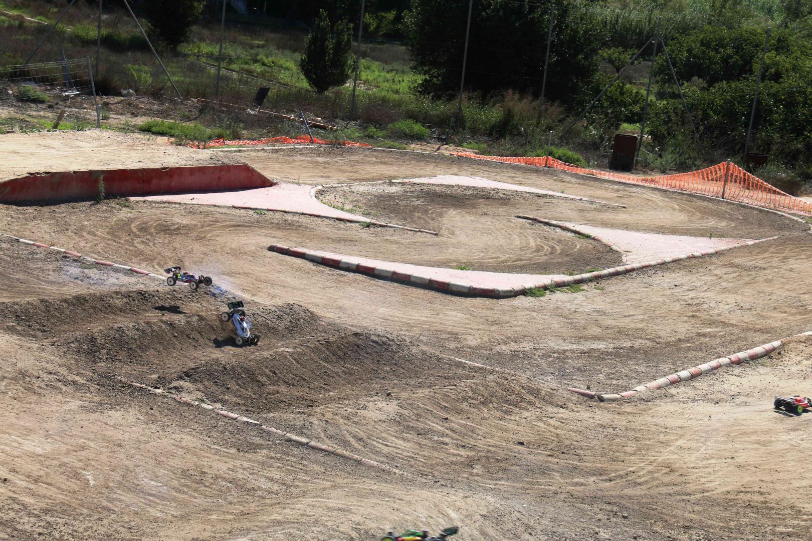 Fiestas 2015 Automovilismo, Asociación de deportistas de Molina