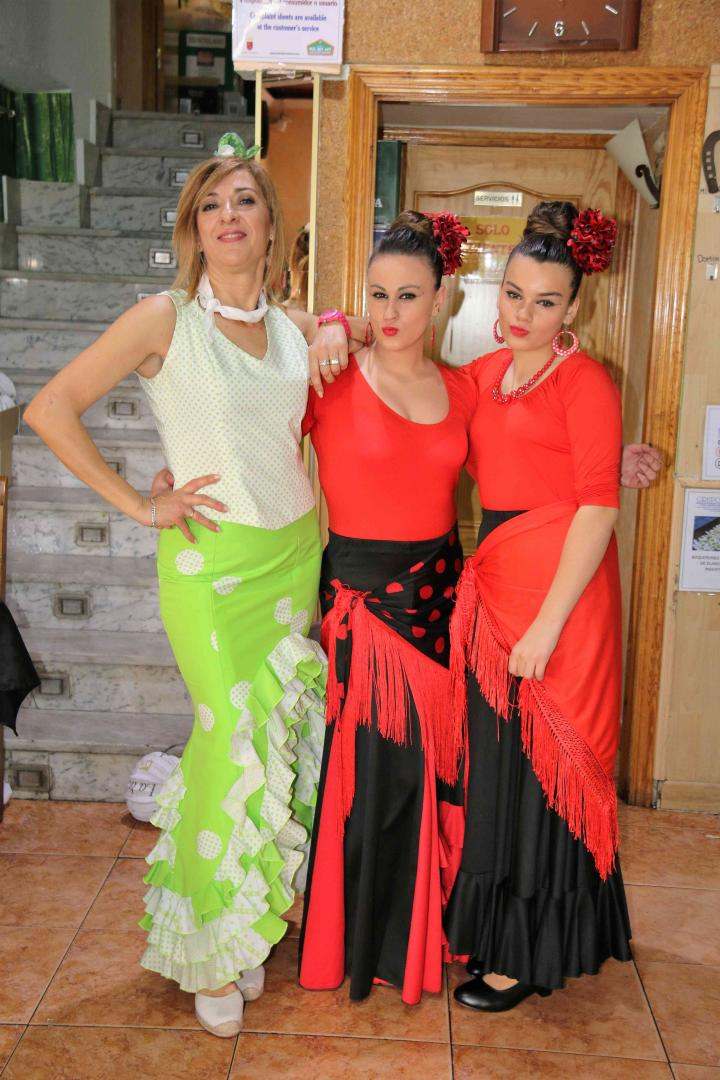 Feria de Abril en Cuatro Rosas 2016