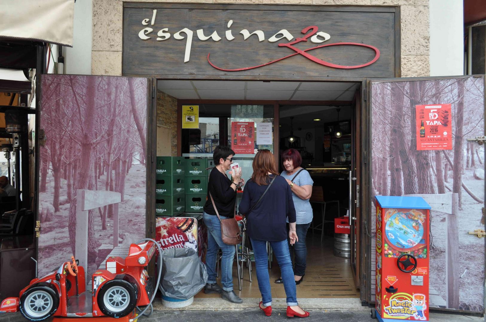 Ruta Tapa Alcantarilla 2016