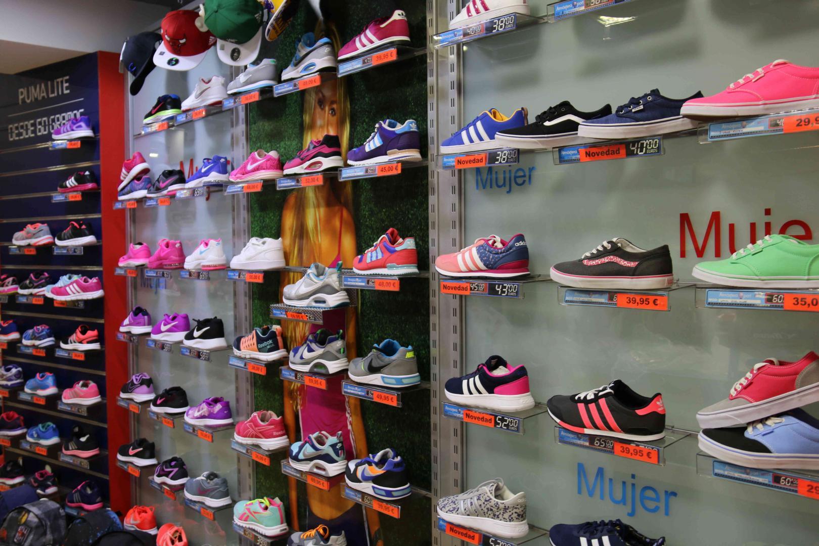 Zapatillas Deportes Sial