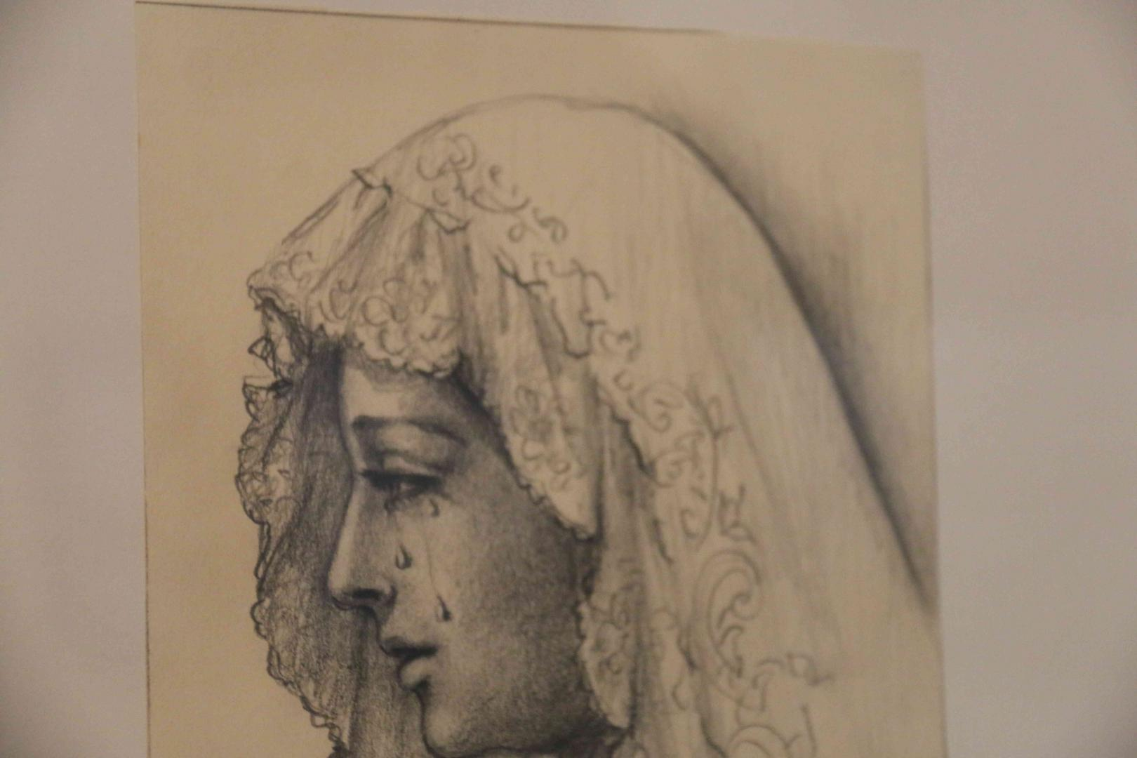 Exposición La Magdalena en el Museo Siyâsa