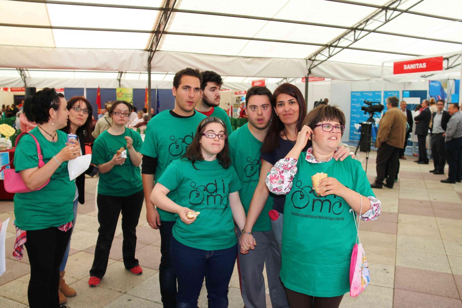Feria de la Salud Molina 2016