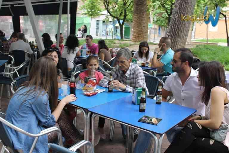 Ruta de la Tapa Alcantarilla 2013