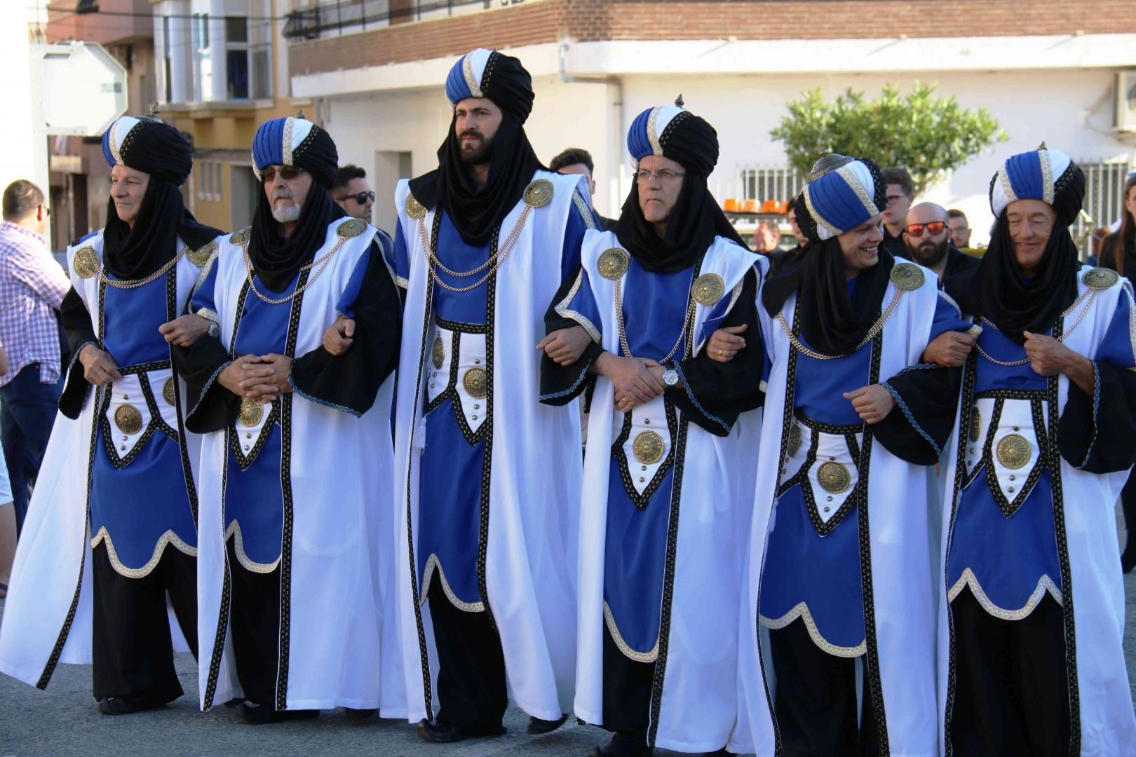 Moros y Cristianos Abanilla 2016