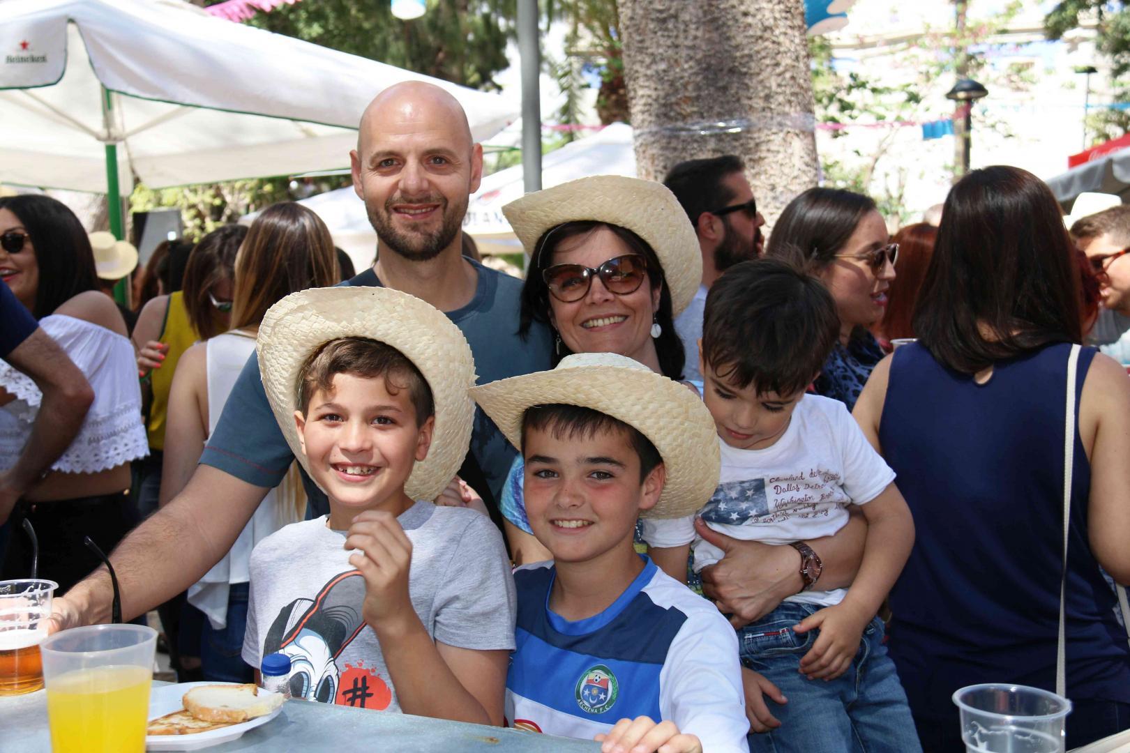 Feria de Día Candela-Discoteque 2016