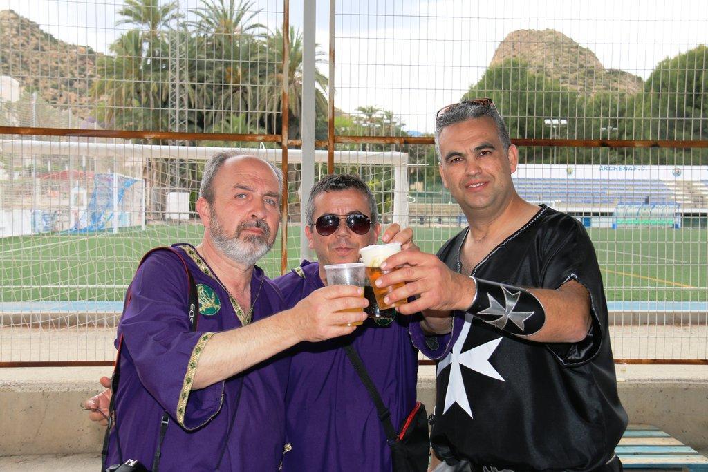 Comida de Hermandad Moros y Cristianos Archena 2016
