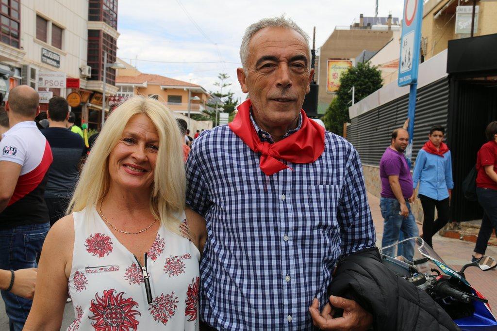Corpus Sobre Ruedas Archena 2016