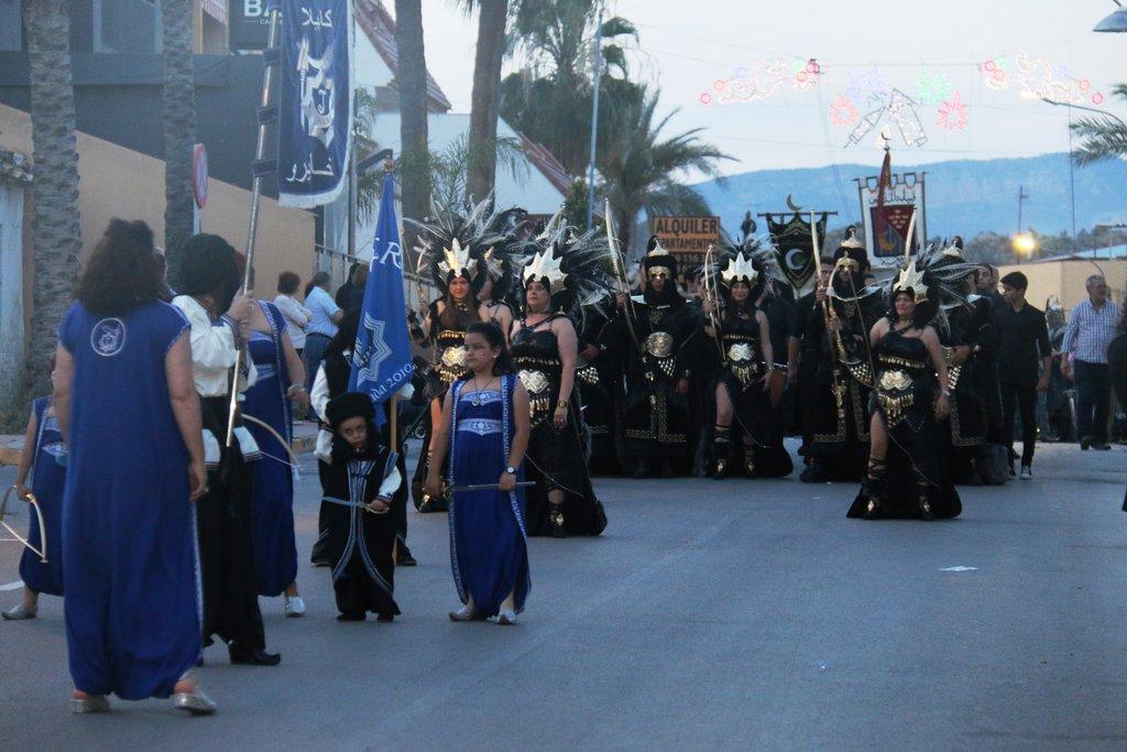 Gran Desfile Moros y Cristianos Archena 2016