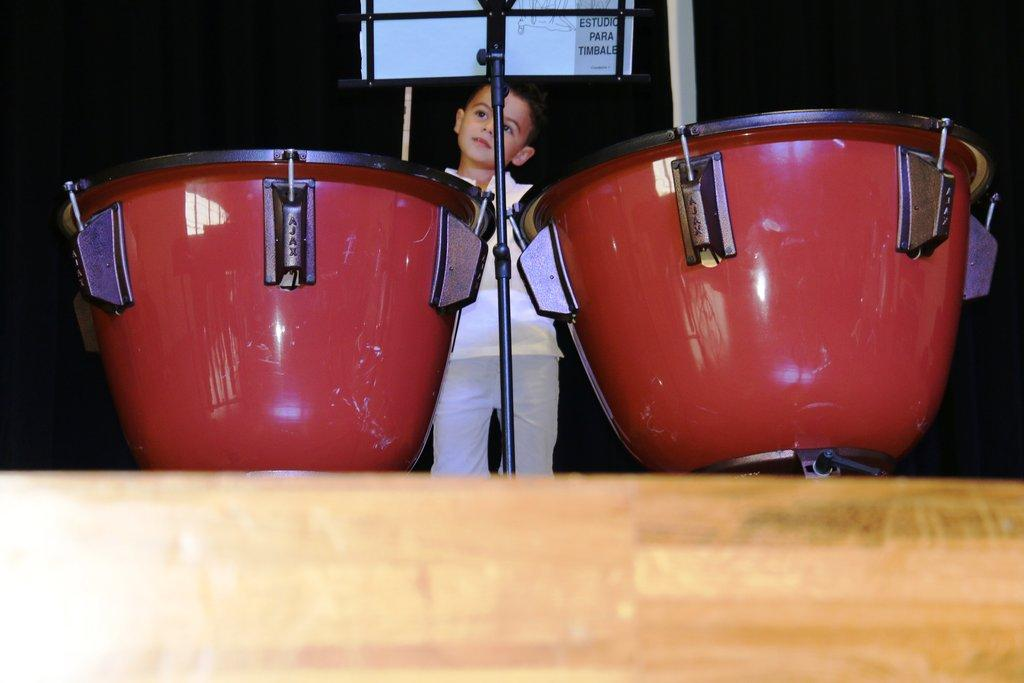 Fin de Curso Escuela de Música de Archena