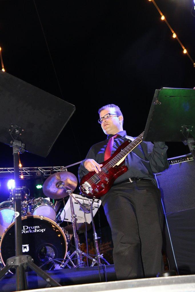 Orquesta Misión G. Fiestas de Archena 2016