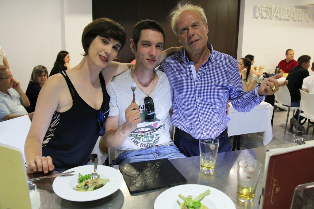 Restaurante Internacional fiestas de Archena 2016