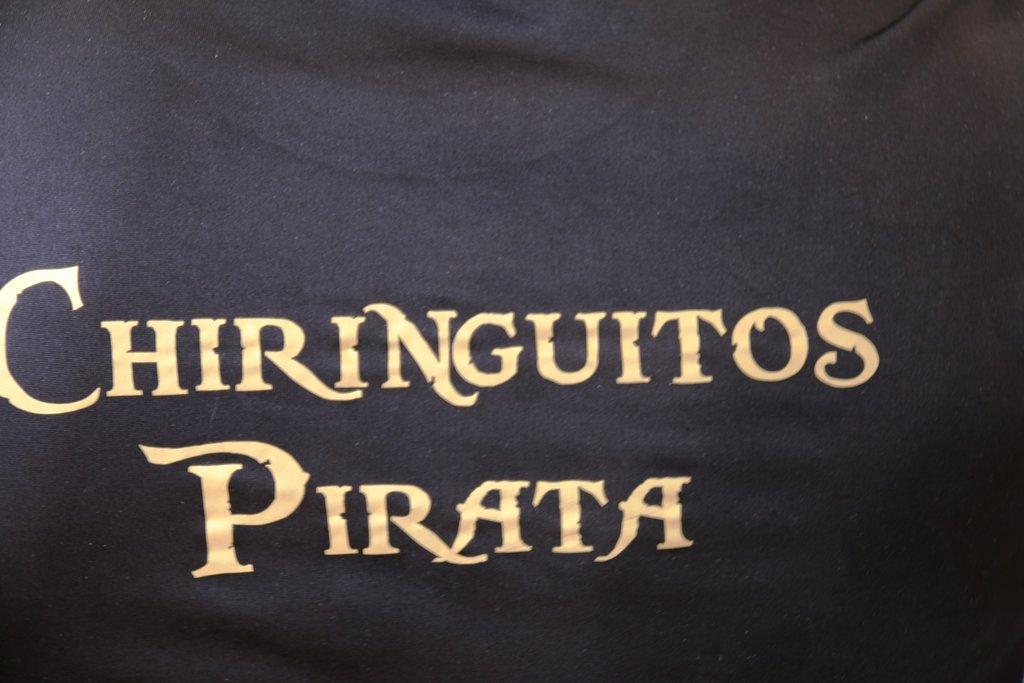 Chiringuito el Pirata con Patatas Pijo, Celes DJ