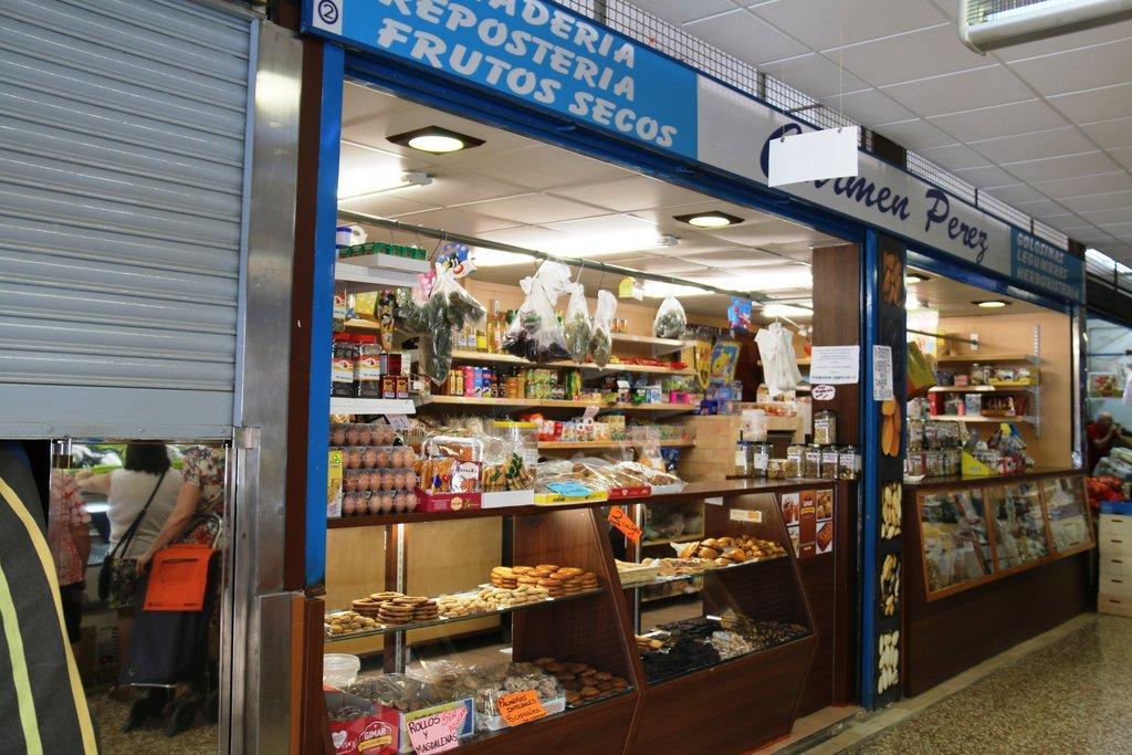 Panadería Repostería Y frutos Secos Carmen Pérez