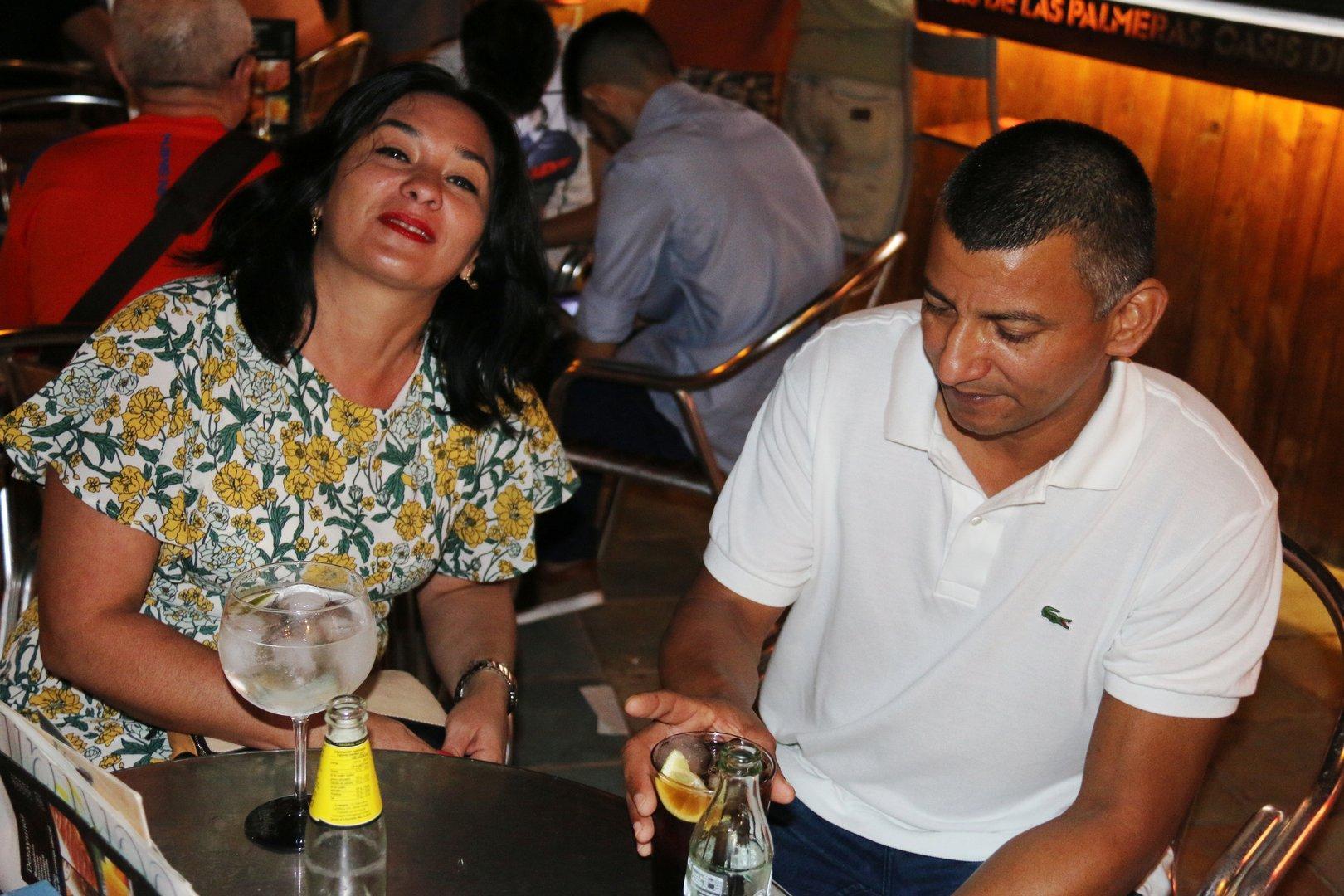 Sábado con Patatas Pijo, Celes DJ , Alex Saxo y gran fiesta en Oasis de las Palmeras