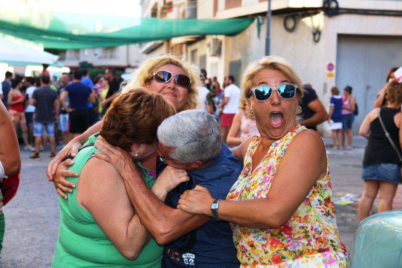 Encierros viernes Fiestas Blanca 2016