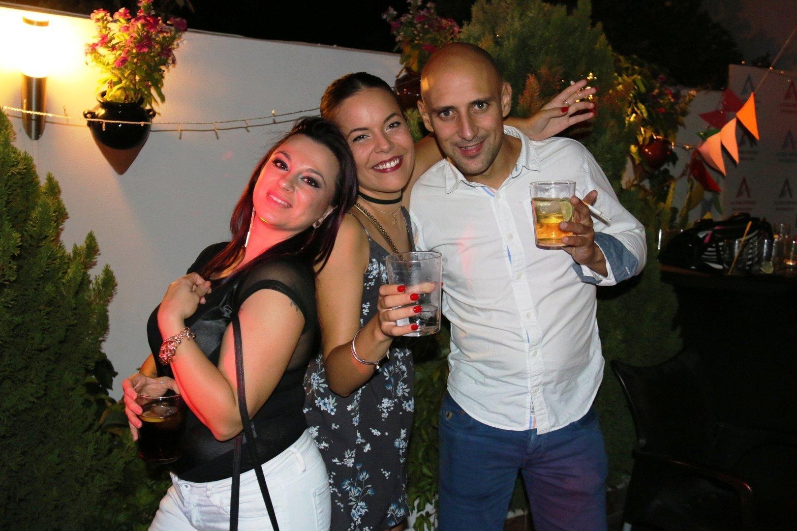 Fiestas de Ceutí 2016 en La Casa Pintada sabado 13