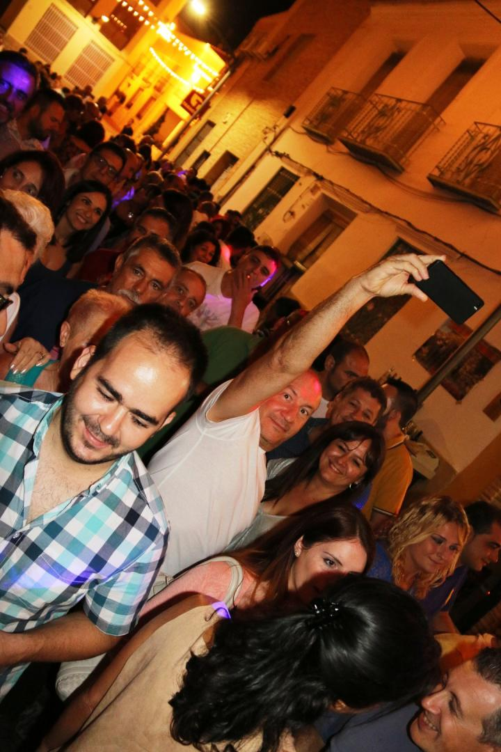 Alacranes Devil en Gorgolesco Fiestas de Ceutí 2016
