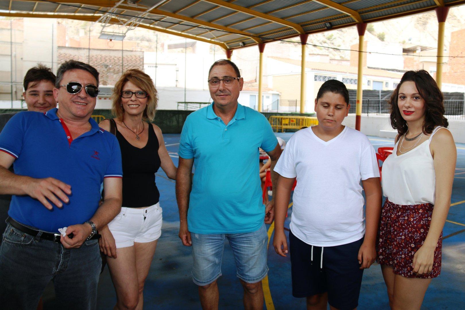 Tapeo Loco Fiestas de Ulea 2016