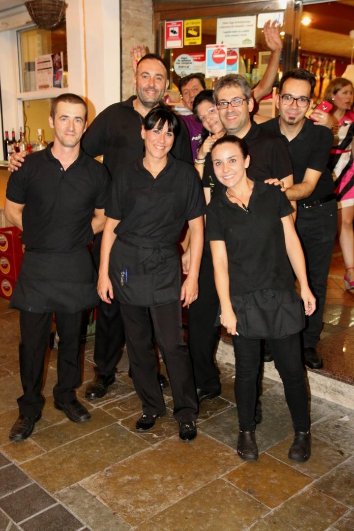 Geminis Show en La Ceña, Fiestas de Ceutí 2016