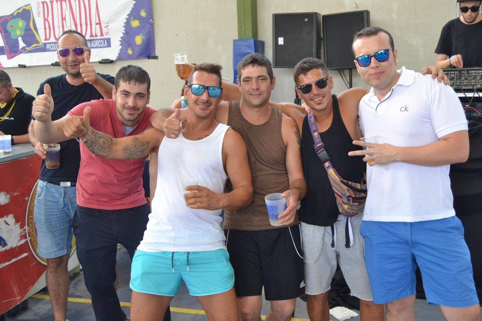 Fiestas de ojós 2106