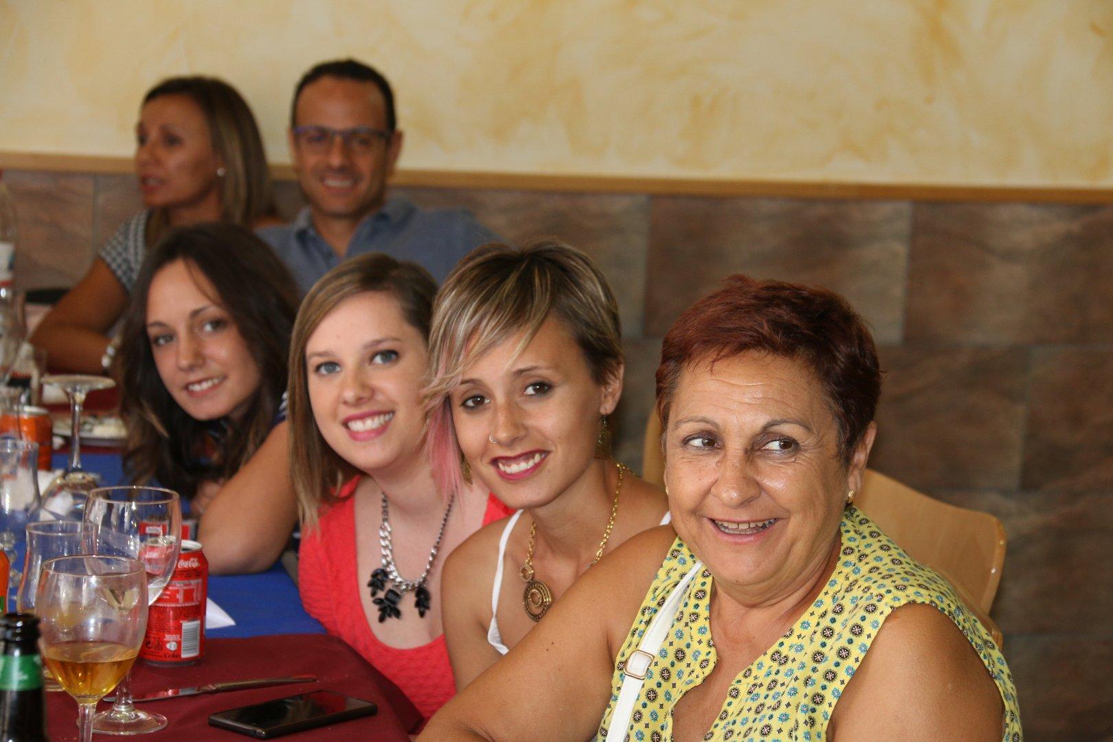 Fiestas de Ulea 2016. Restaurante Moreno