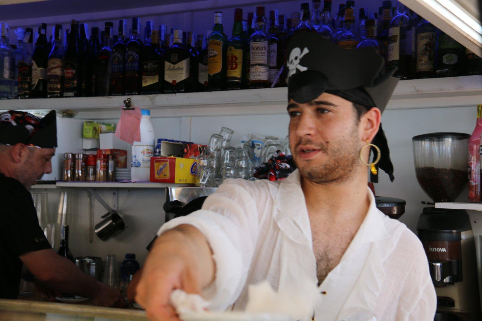 ChiringuitoEl Pirata , Septiembre 2016