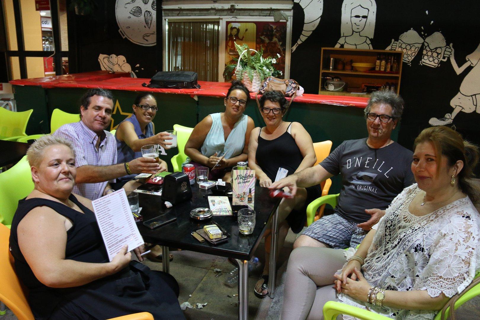 Ruta tapaMolina 2016- Bar SantaBarbara