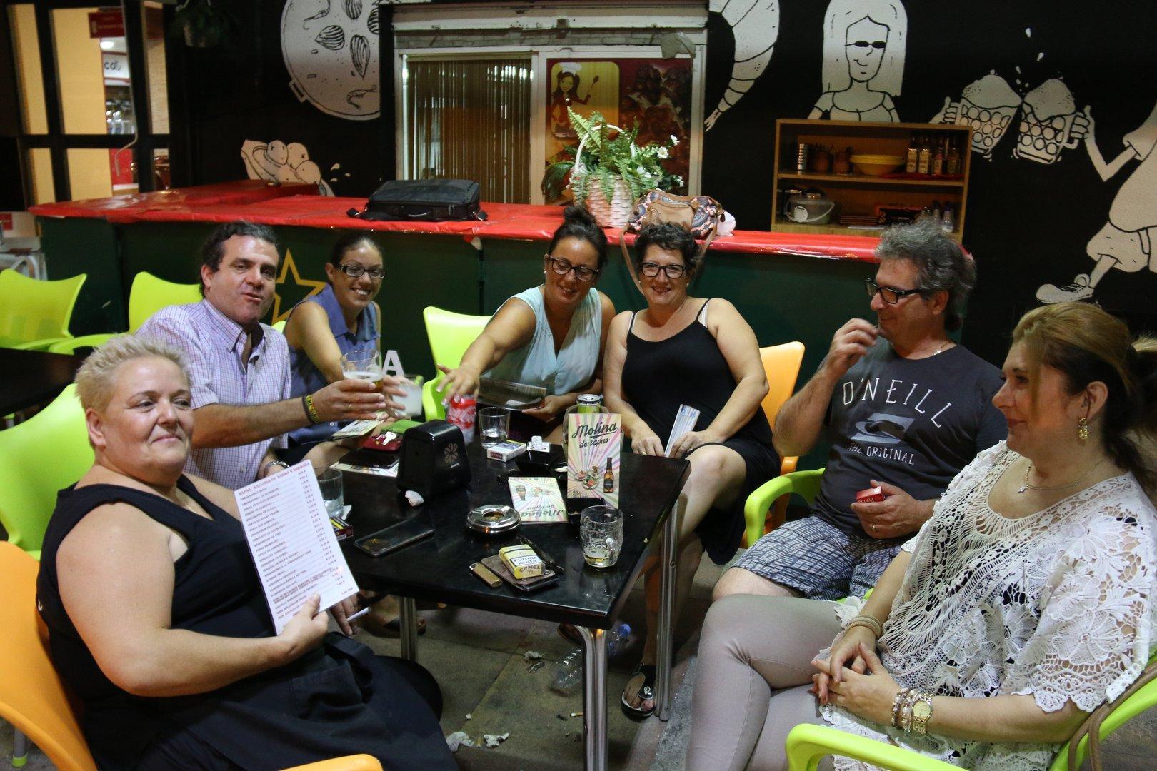 Ruta de la Tapa Molina 2016 en Cuatro Rosas